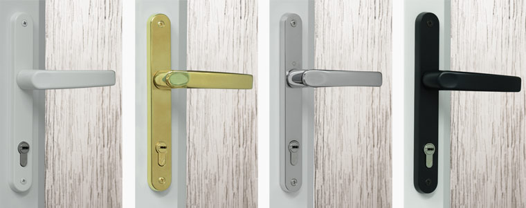 Door Handle Variations - Kent, Stroud Windows
