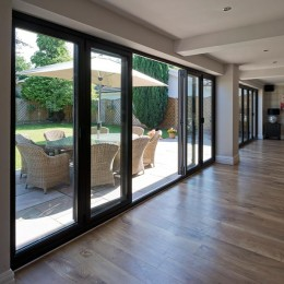 Bi Fold Doors – Kent – Stroud Windows