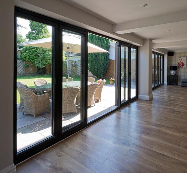 Window and door fitting broadstairs kent stroud windows for 12 bifold door