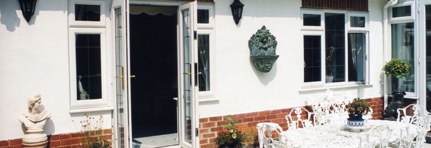 French patio doors broadstairs kent stroud windows for Quality patio doors